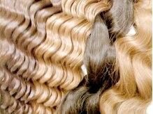 エクステ専門店 リコヘアー(RIKO HAIR)の雰囲気(オーナーが厳選して仕入れる最高級人毛エクステ☆)