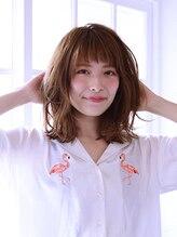 アース 青葉台店(HAIR&MAKE EARTH)重軽ニュアンスミディ【EARTH青葉台店】