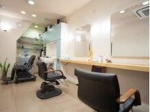 美容室 アクアマリンの雰囲気(席数2席で、ゆったりくつろげる自分だけの空間♪)