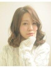 ビグディー サロン 棗(BIGOUDI salon natsume)《ハンサムな髪》透明感とツヤ感で女子力UPボブ