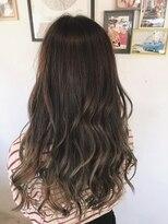 ルーナ ヘアラウンジ(Luuna hair lounge)グラデーションベージュ