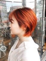 ボコカ(bococa)【orange】ブリーチ オン カラー
