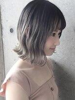 ロープヘアー 岐阜(ROPE hair)<ROPE>ハイライトバレイヤージュ