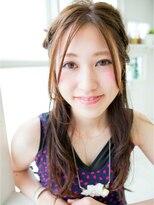 ショコラウメダ(Chocolat UMEDA)ツヤ髪☆ナチュラルアッシュ