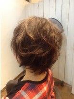ヘア ルシェ(hair ruscha)【ヘアルシェ】おすすめ♪スイングカール♪