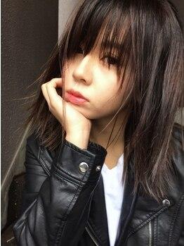 ヘアーローラン 藤沢(hair LORAN fujisawa)の写真/大人女性ならではのお悩みを解決し魅力を引き出す☆高い知識とセンスで可愛いより綺麗に、オシャレに変身♪