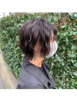 ネオヘアー 曳舟店(NEO Hair)ウルフ×シルバーインナー【松本】