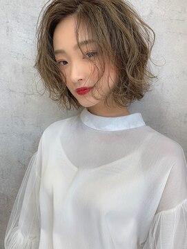 ヘアリゾート レガロ(hair resort REGALO)【regalo】ニュアンスウェーブBOB