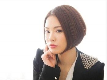 リンドヘアー(Lind hair)の写真/洗練された技術で女性を美しく見せるショートstyleに☆超人気店の店長を務めたオーナーがマンツーマン対応!