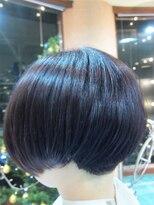 ネス(NESS)髪が多い 髪が固い くせ毛の方の2セクショングラボブ