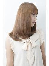 イングローブ 千葉ニュータウン中央店(Ingrove)自然な艶でナチュラル美髪♪