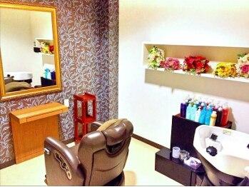 ヘアー リッツ 武豊店(Hair Ritz)の写真/クオリティや質を求める大人の女性のためのヘアサロン☆ヘアケアを重視した施術で、髪本来の美しさを守る。