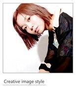 ヴェローグ シェ ブー(belog chez vous hair luxe)【Creative image style】ブラントボブをウエットに仕上げました