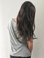 ヘアメイク オブジェ(hair make objet)外国人風グラデーションカラー