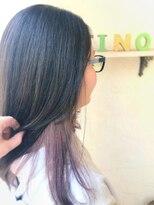 ヘアーメイク アフィーノ(hair make affino)個性×スモーキーベージュ