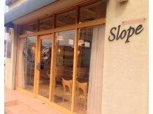スロープ 新検見川店 (Hair Design Slope)の雰囲気(JR新検見川駅より徒歩7分。こちらの外観が目印です♪)