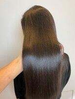 ボンズサロン(BONDZSALON)艶髪ロングヘア×髪質改善縮毛矯正【麻布十番六本木】