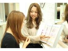 【オージュアソムリエ在籍】ミルボン認定講師サロン。日本一のトリートメントで感動の声多数!