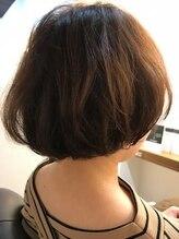 ヘアーメイクユニティ(Hair Make UNITY)☆都会的マッシュボブ☆