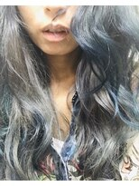 ヘアーリゾートラシックアールプラス(hair resort lachiq R+)《R+》デニムカラー☆