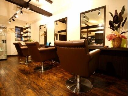 カウスリップ ヘアークリニック(Cowslip hair clinic)の写真