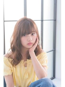 リトル ルル ウメダ(little Lulu Umeda)レモネードガーリーミディ