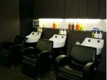 セツ美容室(setsu)の雰囲気(首にやさしいシャンプー台です★)