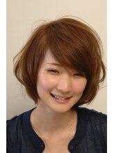 クー オブザヘアー 小倉魚町店(Q OO. OF THE HAIR)伸ばし中ボブ2