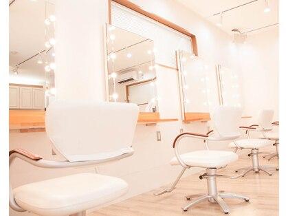 パースヘアーデザイン 大倉山店(PERS hair design)の写真