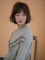 【GrandChariot 笹塚】無造作カジュアル小顔ショートボブ