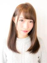 ジュイル シブヤ(JEWIL SHIBUYA)『Noz渋谷 中島』好感度バツグン♪ うるつやストレート