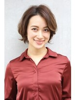 ヘアーメイク リアン 新田辺店(Hair Make REAN)◆REAN 京田辺/新田辺◆ワンサイドショート