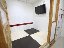 美容室トレジャー(TREASURE)の雰囲気(畳のキッズスペースあり♪お子様同伴OK☆)