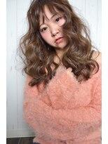 ハロ (Halo hair design)ふわくしゃラフカール