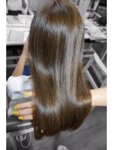 特許取得☆カラーをしたほうが髪がキレイになる♪【フルボ酸カラー】