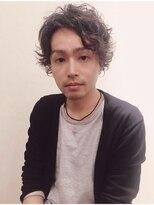 ネオヘアー 曳舟店(NEO Hair)斎藤工風☆ワイルドパーマスタイル