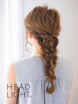 アーサス ヘア デザイン 国立店 (Ursus hair Design by HEAD LIGHT)*Ursus*編み込みテールダウンアレンジ