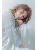 ミンクス 銀座店(MINX)【MINX高橋】【看護師に人気】伸ばしかけくびれミディ