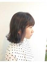 ヘアメイク オブジェ(hair make objet)隠れインナーカラー☆★KAI☆★