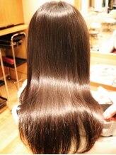 ヘアーサロン ニュアンス(HAIR SALON nuance)ツヤ髪★髪質改善愛されブラウン