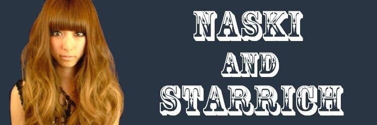 ナスキーアンドスターリッチ 心斎橋店(NASKI&STAR RICH)のサロンヘッダー