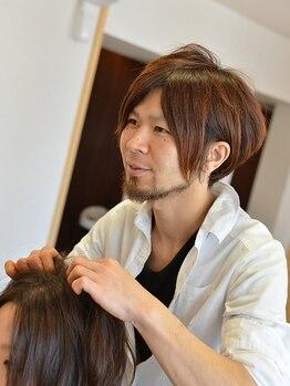 キュアリスタ ヘア ラボラトリー(Curelista Hair Laboratory)の写真/【太田市】お客様一人ひとりと向き合い、素材を大切にしたスタイル提案を◎気軽に何でも相談できちゃう★