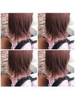 ヘアーメイクチック(HAIR MAKE CHiC)チェリーピンク
