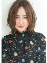 『rue京都』30・40代インスタ人気ウルフカット◎くびれセミディ