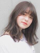 リリアン ギンザ(relian GINZA)【relian銀座竹澤優】似合わせカットブルージュヴェールウェーブ