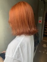 ジーナ オモテサンドウ(XENA)オレンジカラー