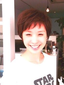 ブラウンバニー ヘア(Brown Bunny Hair)の写真/【駐車場有♪】毎朝のセットも上手く決まる、お手入れしやすい仕上がりに☆丁寧なカウンセリングが自慢!