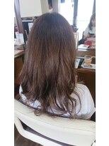 ヘアメイク フェイス(hair make faith)ゆるふわパーマ