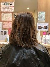 カラーやパーマで髪は悲鳴をあげています!!!!キャーーー!!!