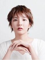 サラビューティーサイト 志免店(SARA Beauty Sight)簡単スタイリングのミニマムショート